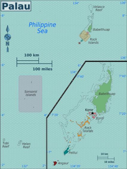 Wikipedia image, 425px-Palau_Regions_map