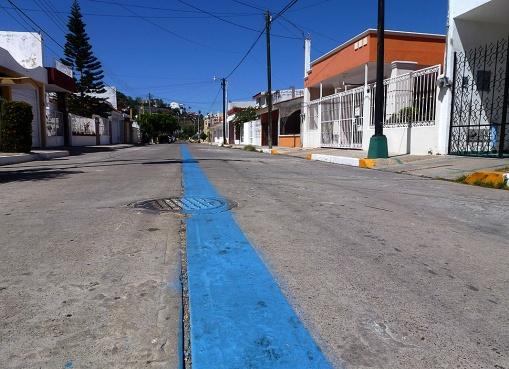 The Blue Line, Mazlatlan