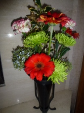 Another flower arrangement.