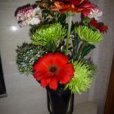 Another flower arrangement.
