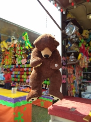 DSC00454 A big bear that reminds me of the one my Steady won for me.