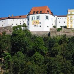 Passau, Germany on the Danube
