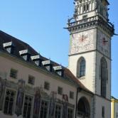 Clock Tower Passau, Germany