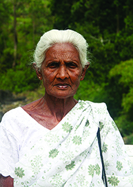 IMG_8265 Indian Guide in her _80s_ Adams Peak_ Sri Lanka