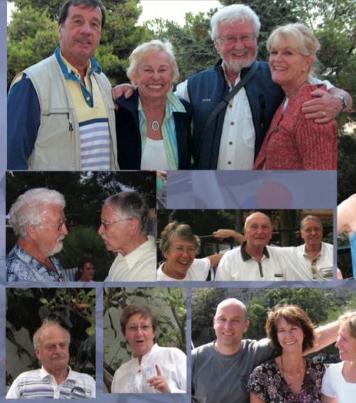 World Circumnavigation Party, Celebration, The Long Way Back, Lois Hofmann, Gunter, Hofmann, Canet, France, Pacific Bliss