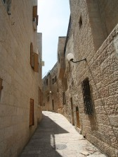 Walls, Old Jerusalem,