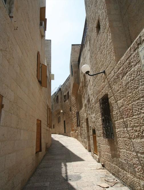 Walls, Old Jerusalem,