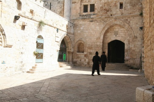 Old City, Jerusalem, The Long Way Back