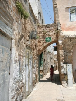 Old City of Jerusalem, The Long Way Back,