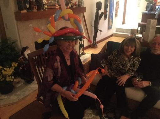 Lois Joy Hofmann, Birthday
