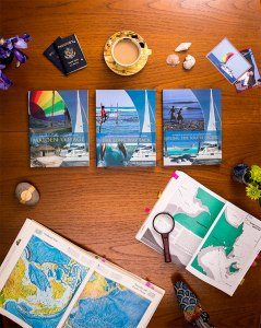 Sailing books by Lois Joy Hofmann