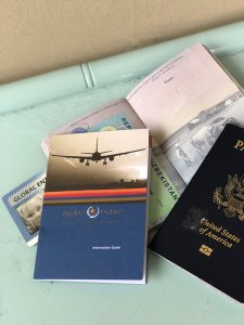 Global Entry Passport
