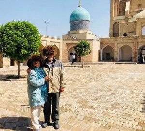 Tashkent, Capital of Uzbekistan