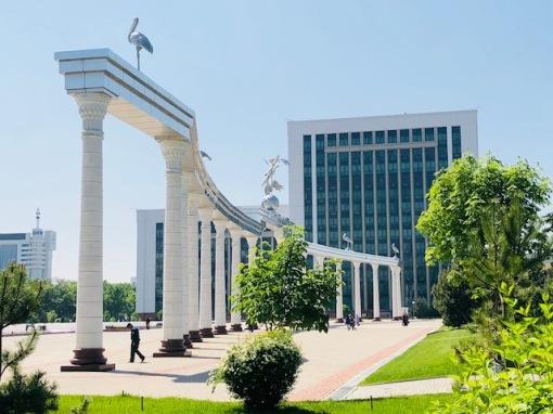 Congressional Buildings, Uzbekistan