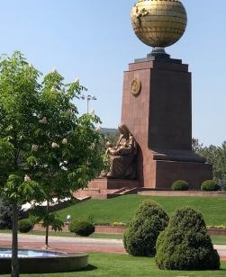 Tashkent Independence Monument