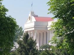 White House, Uzbekistan