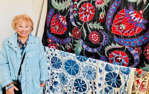 Tashkent fabric
