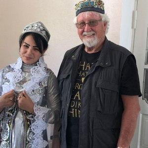 Uzbekistan bride