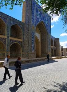 Bukhara architecture