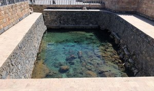 Nurata is known for its famous mineral springs.
