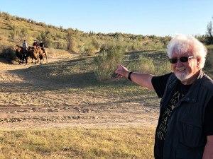 Uzbekistan camel ride