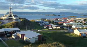 Stykkishólmur Iceland.