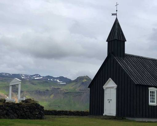 The Black Church Iceland