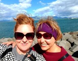 Walk the harbor in Reykjavik