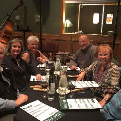 Dinner at the Pollard Hotel