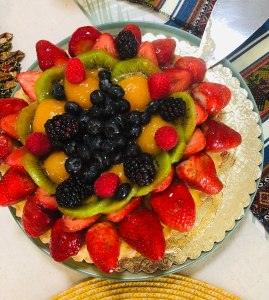 Fruit Tart from French Gourmet