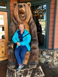 Shopping at Jackson Hole
