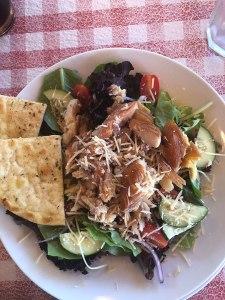 Smoked Lake Trout Salad