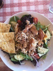 Smoked Lake Trout Salad