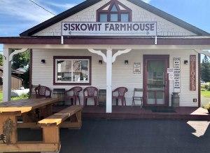 Siskowit Farmhouse