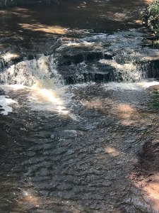 Siskowit Falls, Cornucopia