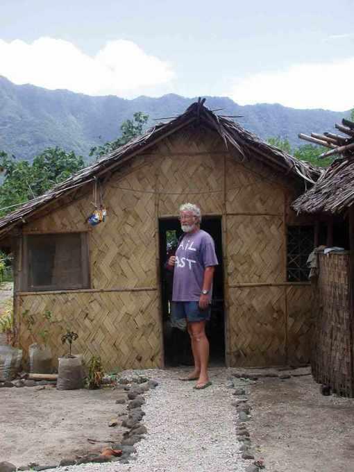 Vanuatu hut