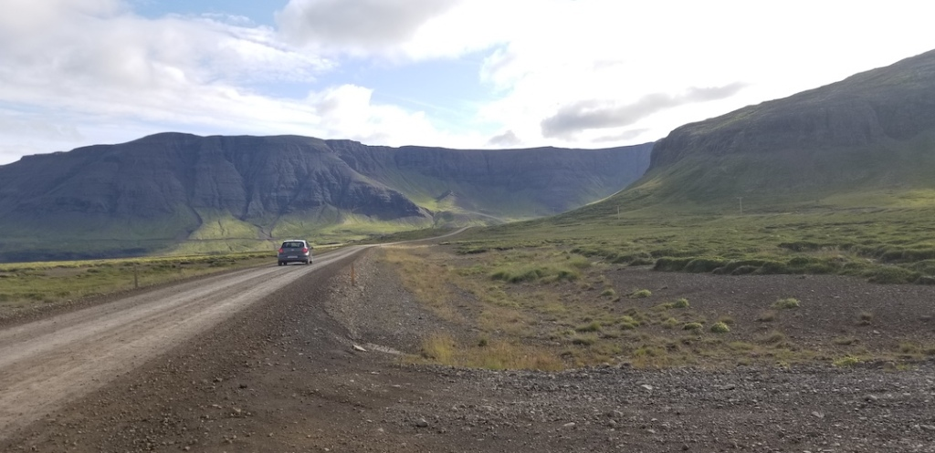 Magnificent Desolation in Iceland